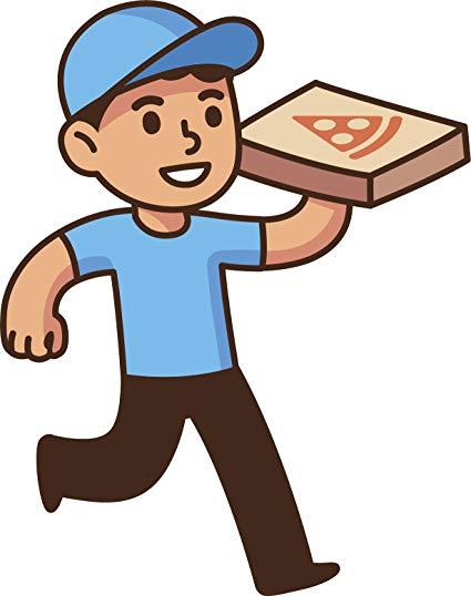условия доставки пиццы и бургеров в могилеве